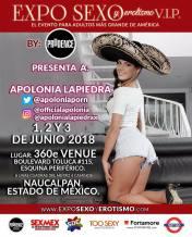 expo sexo 2018 cartel polonialapiedra1